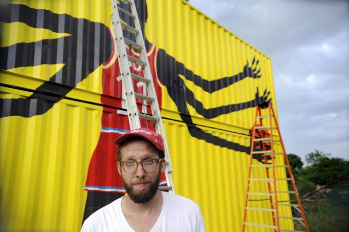 Brett Douglas Hunter, Manute Bol, 2014