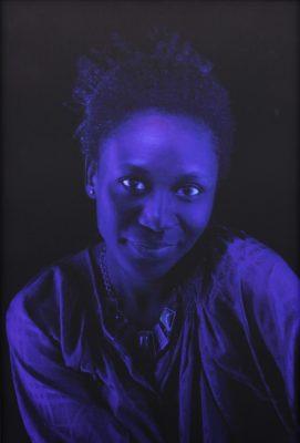 Kerry James Marshall-Black Beauty (Alana